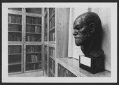 Sculptures of Sigmund Freud in the Menninger Museum, Topeka, Kansas