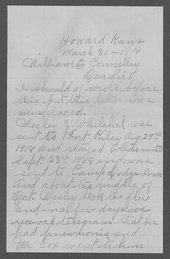 Wesley J. Welchel, World War I soldier