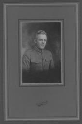 Thatcher Wyllys Benson, World War I soldier