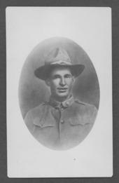Herbert E. Magnison, World War I soldier