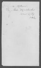 Arthur L. Malherbe, World War I soldier