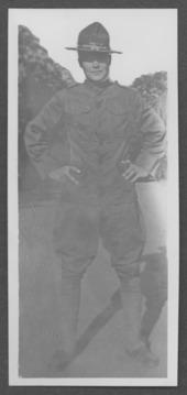 Harold Wiley Boice, World War I soldier