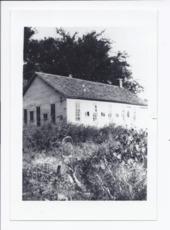 Oliver Nursery grafting house, Rossville, Kansas