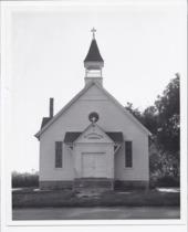 St. Stanislaus Catholic church, Rossville, Kansas