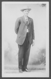 George William Thompson, World War I soldier