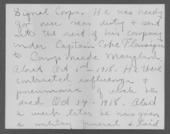 Carl Frederick Gryboski, World War I soldier
