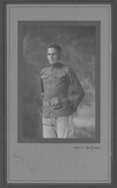 Earl W. Mountain, World War I soldier