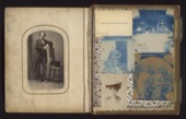 Henry Worrall family album