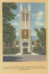 Souvenir folder of Winter Veteran's Hospital, Topeka, Kansas