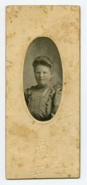 Hulda Florence Parks Mattox