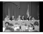 Nancy Landon Kassebaum and Republican politicians, Topeka, Kansas
