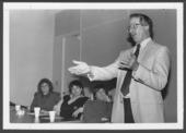 William Smith, Ph.D., at Menninger Clinic, Topeka, Kansas