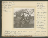 Album with photographs of Marion, Kansas