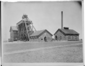 Salt mine in Kanopolis, Kansas