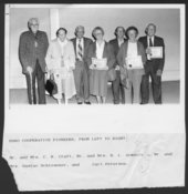 DS&O Rural Electric Cooperative pioneers