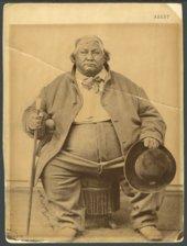 Chief Abram B. Burnett