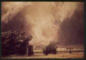 Tornado in Topeka, Kansas