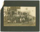 Atchison, Topeka and Santa Fe Railway Company's switch engine #2373