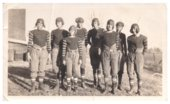 Dunlap High School football team in Dunlap, Kansas