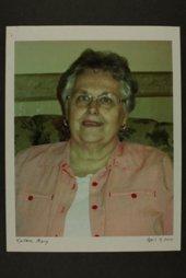 Mary Kallaus interview, Kinsley, Kansas