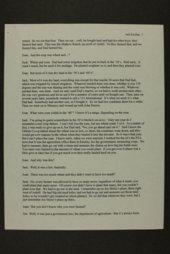 Jack Kersting interview, Offerle, Kansas