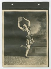 Violetta Mareia June Frisby Mullendore Collection
