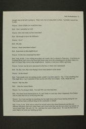 Robert Weidenheimer interview, WWII oral history, Kinsley, Kansas