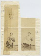 Henry Worrall and children