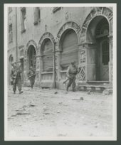35th Division, Herne, Germany