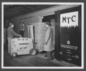 Atchison, Topeka & Santa Fe Railway Company's refrigeration car