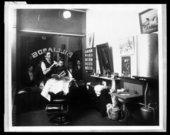Barbershop, Dodge City, Kansas