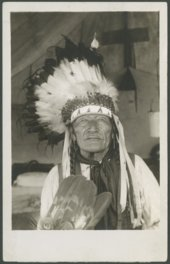 Yellow Hawk, Cheyenne Indian