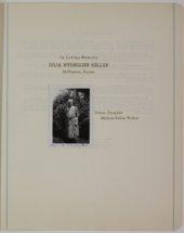 Kansas Woman's Christian Temperance Union memory book