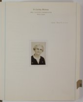Kansas Woman's Christian Temperance Union memory book