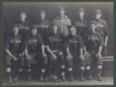 Wiley Taylor and the St. Edwards baseball team, Austin, Texas
