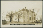 Views of the old Wabaunsee County courthouse