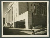 Construction on the Post Office and Federal Courthouse in Topeka, Kansas
