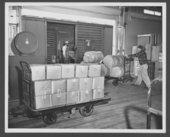 Atchison, Topeka & Santa Fe Railway Company freight house