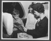 Lois McCarthy, Santa Fe Courier Nurse