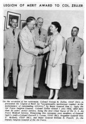 Colonel Verena Zeller