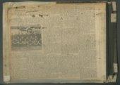 John H. Plumb World War I scrapbook
