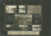 John H. Plumb World War I scrapbook