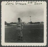 Mosby-Mack baseball team members in Topeka, Kansas