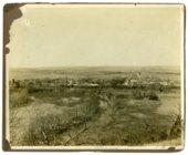 Bird's eye views of McFarland, Kansas