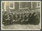 McPherson College graduating class of 1933