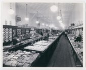 Interior view of the F. W. Woolworth Company store in Topeka, Kansas