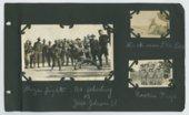 Lester Arnold World War I scrapbook