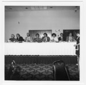 Banquet for the opening of the new museum, Topeka, Kansas