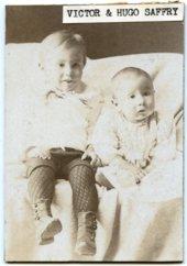 Victor and Hugo Saffry