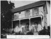 Ernest Thoes residence, Alma, Kansas